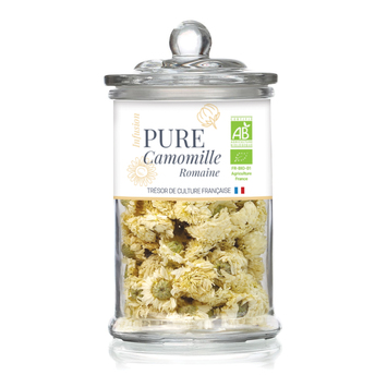 Infusion camomille romaine française bio